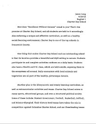 our charter schools week winning essays charter day school  jaxon s essay here