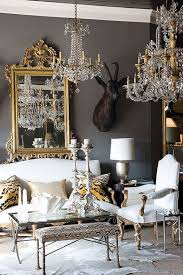 crystal chandeliers set