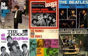 Pop Charts 1966 Radio Hits July 1966 Look Back Best Classic Bands