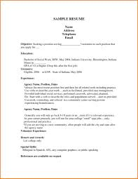 How To Make Your First Resume How Can I Write Resume For Job First Resumes Template To Make My 20