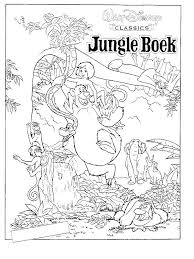 the jungle book coloring pages the jungle book coloring page jungle book coloring sheet full at the jungle book coloring pages