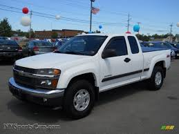 2004 Chevrolet Colorado LS Extended Cab in Summit White - 103633 ...
