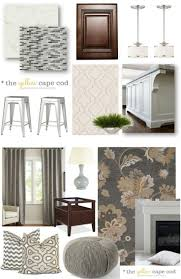 Best Interior Design Mood Boards Images On Pinterest - Home fashion interiors