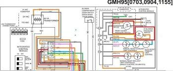 goodman furnace wiring diagram goodman furnace wiring diagram gas furnace thermostat wiring diagram at Hvac Control Board Wiring Diagram
