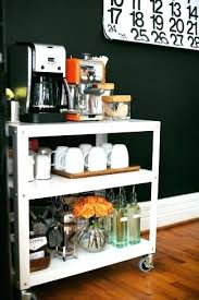 office coffee cabinets. Coffee Stations For Office Small Of Startling Drink Tray Station Cabinets