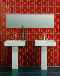 Dimensional Tiles By Heath Ceramics Heath Ceramics And Glazed - Glazed bathroom tile
