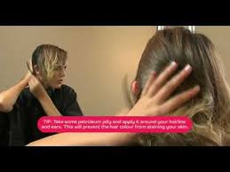 Salon Professional Supplies Pro Colour Chart Price Attack How To Achieve Professional Salon Hair Colour At Home
