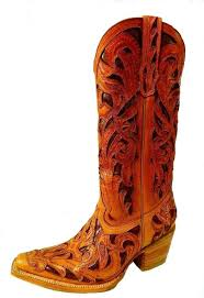 custom made hand tooled cowboy boot made to order any style from gallery or send picture