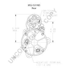 MS2 531ND_dim_r 4 pin switch wiring diagram,switch wiring diagrams image database on ignition switch wire harness