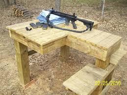 Free Shooting Bench Plans U2026  Pinteresu2026Plans For Portable Shooting Bench