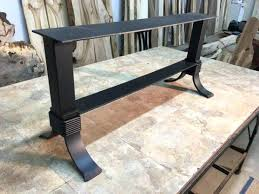 black metal table legs inch table legs home design ideas 2 inch tall steel coffee table
