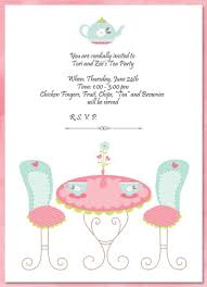 tea party invitation template net tea party invitation template sndclsh party invitations