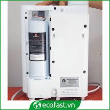 Thay lõi lọc máy ion kiềm điện giải Fuji Smart K8   Thế giới lọc nước  Ecofast
