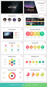 Powerpoint Theme Professional Neptune Free Powerpoint Template