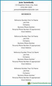 Resume Reference Sheet Personal References Sheet Elegant Resume