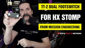 AA6 vs. HX Stomp