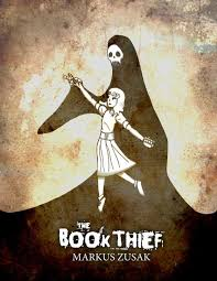 review book thief markus zusak girl her head in a book  is almost apologetic for his occupation and confesses that his main respite from his task is watching the survivors the leftover humans