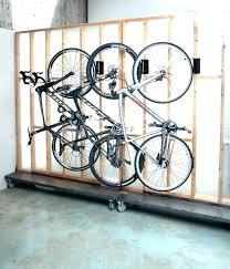 diy garage bike storage creative bike storage o a round up of the