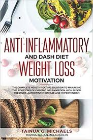 Anti Inflammatory And Dash Diet Weight Loss Motivation The