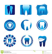 dental logos images modern dental logos stock vector illustration of dentist 15692674