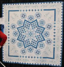 Trip to Florida, post #31 – Quilts at the AQS Quilt Show, Daytona ... & 1) Blue Plate Special, Susan Stewart, Pittsburg, . Adamdwight.com