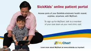 Metro My Chart Sign In Mychart Sickkids Online Patient Portal