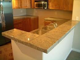 diy tile countertop by installing granite tile countertops without grout
