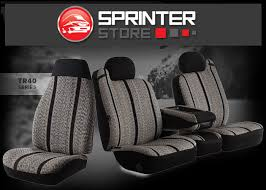 mercedes sprinter van camper conversion seat covers
