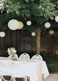 party ideas backyard garden
