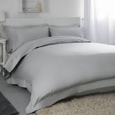 belledorm 400tc egyptian cotton super king duvet cover platinum prev next zoom