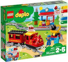 Đồ Chơi LEGO DUPLO 10874 - Xe Lửa Hơi Nước (LEGO Steam Train)