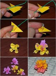 Toilet Paper Origami Flower Instructions Origami Flowers Out Of Tissue Paper Flowers Healthy