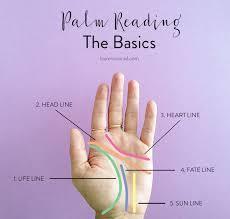 Hocus Pocus The Easy Guide To Palm Reading 101 Lauren Conrad