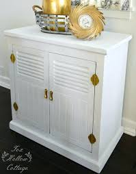 beginner friendly painted furniture makeover ideas and tips fox painted furniture makeover gold metallic white paint ideas for painting