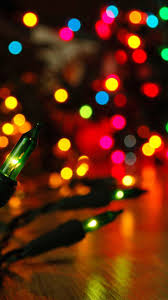 christmas lights wallpaper for iphone. Christmas Light Balls Holiday Life City IPhone Wallpaper And Lights For Iphone