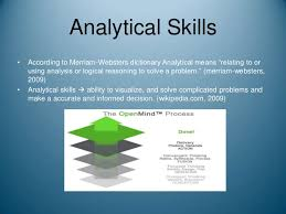 what are analytical skills 201 knockout answers to tough interview questions no automatic alt
