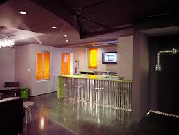 corrugated metal wainscoting spaces modern with bar clear barstools corrugated