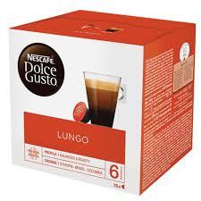 Купить <b>Капсулы для кофемашин</b> NESCAFE Dolce Gusto Lungo ...