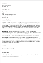 How To Address An Unknown Person In A Cover Letter