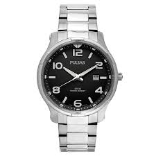 pulsar easy style ps9337 men s watch watches pulsar men s easy style watch