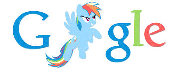 The Best Google Logo - My Little Pony (MLP) Logo | Userstyles.org