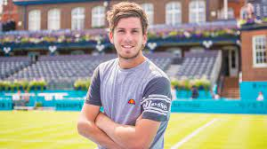 Tennis star Cameron Norrie is the ace in the pack | Sport
