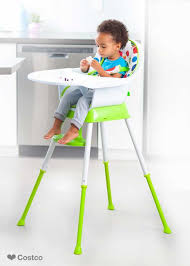 our new 3 in 1 high chair works great for little ones at the