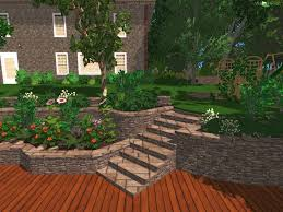 Small Picture Markcastroco Garden Landscape Design Online Garden Ideas And