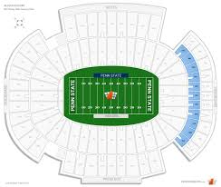 Penn State Football Mt Nittany Club Seats Rateyourseats Com