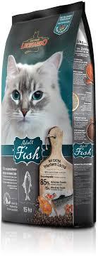 "Сухой корм <b>Leonardo</b> ""<b>Adult Fish"" для</b> взрослых кошек, с рыбой ..."