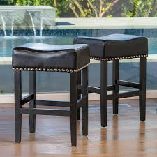 full size of black wood backless bar stools wrought iron swivel wooden leather archived on furniture