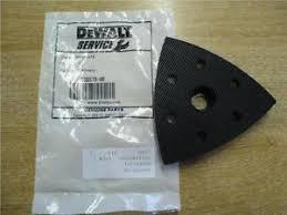 dewalt sander pad. image is loading dewalt-596579-00-velcro-sanding-backing-pad-for- dewalt sander pad