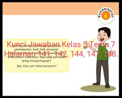 We did not find results for: Kunci Jawaban Buku Tematik Siswa Kelas 5 Tema 7 Subtema 2 Pembelajaran 6 Halaman 141 142 144 147 148 Info Pesilat
