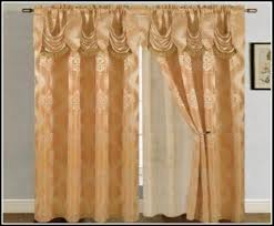 Priscilla Curtains Living Room Astonishing Priscilla Curtains With Attached Valance Weaselmediacom